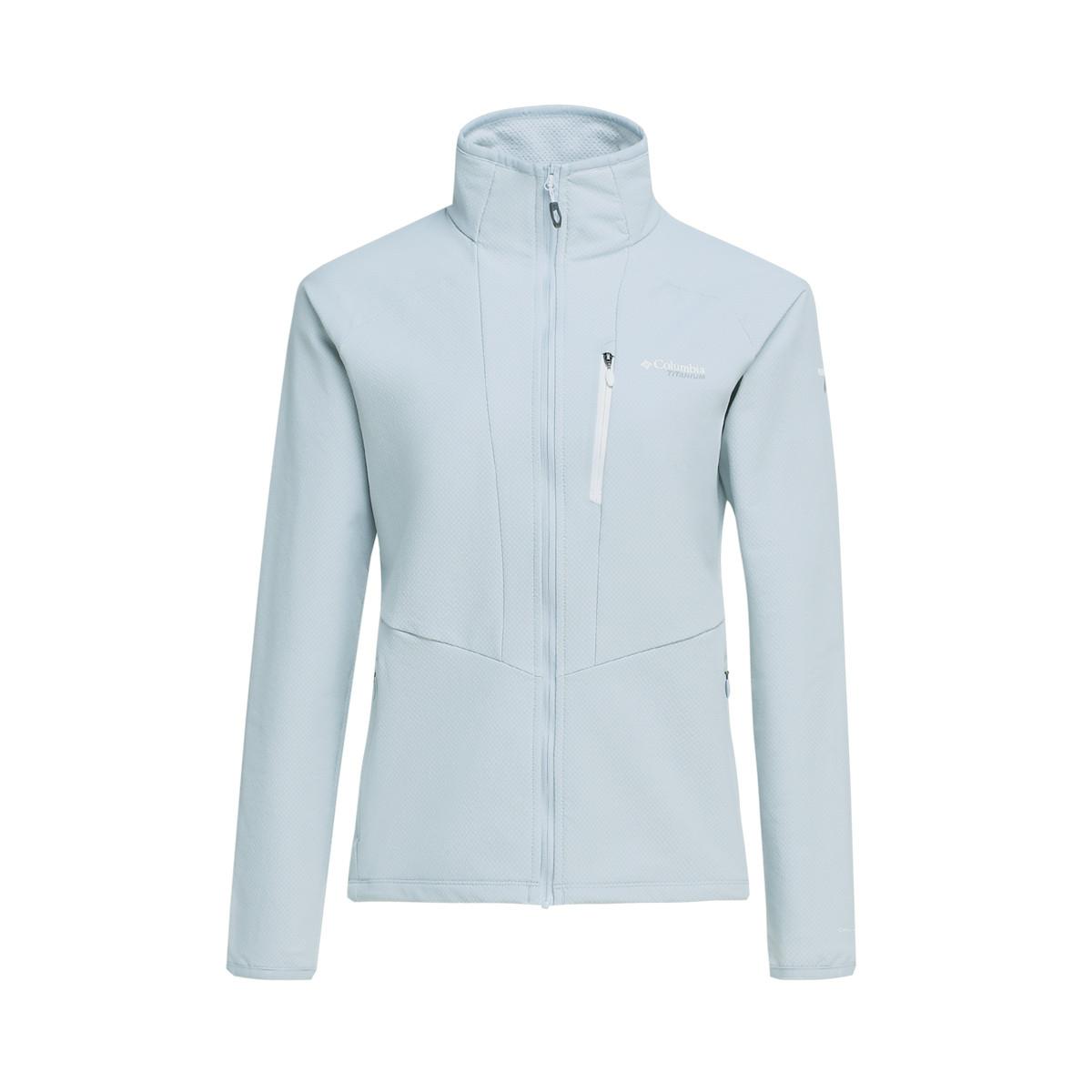 ColumbiaOMNI-SHIELD技术 女款长袖立领软壳外套1836863031