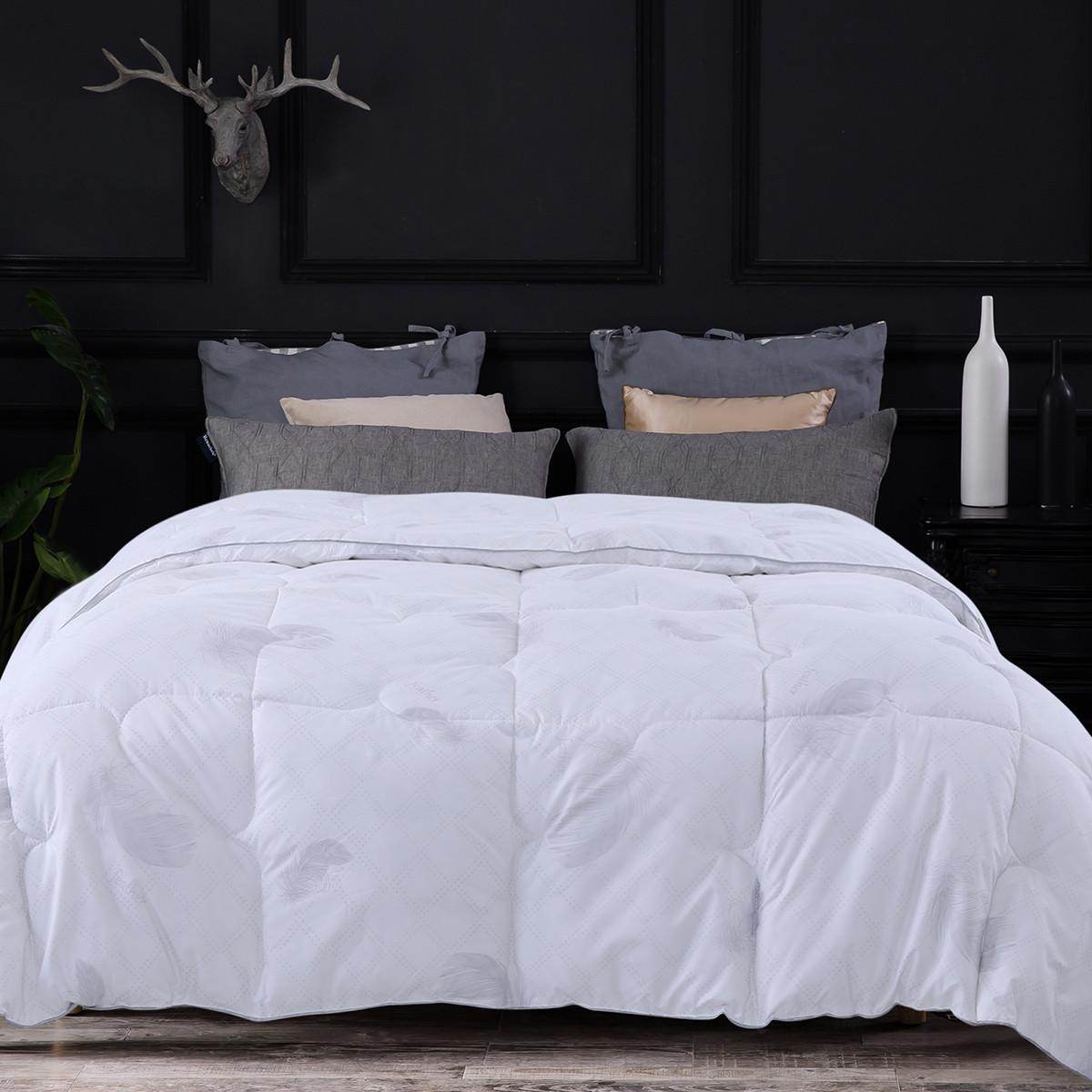 Ramada【年底清仓】柔系列防羽布床上用品被褥盖被被芯空调被被子COLOR白色