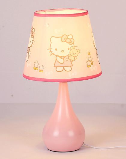儿童台灯卧室床头灯温馨房间灯卡通可爱学生护眼灯男孩女孩