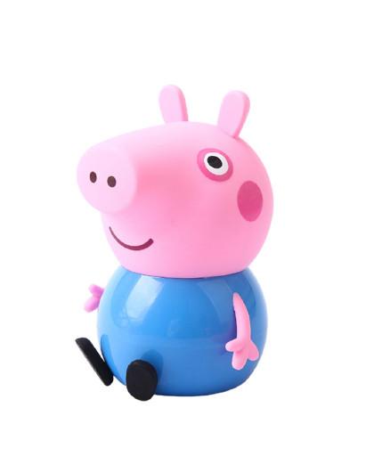 小猪佩奇宝卡通玩具儿童夜灯卧室床头灯可爱创意家居摆件装饰品