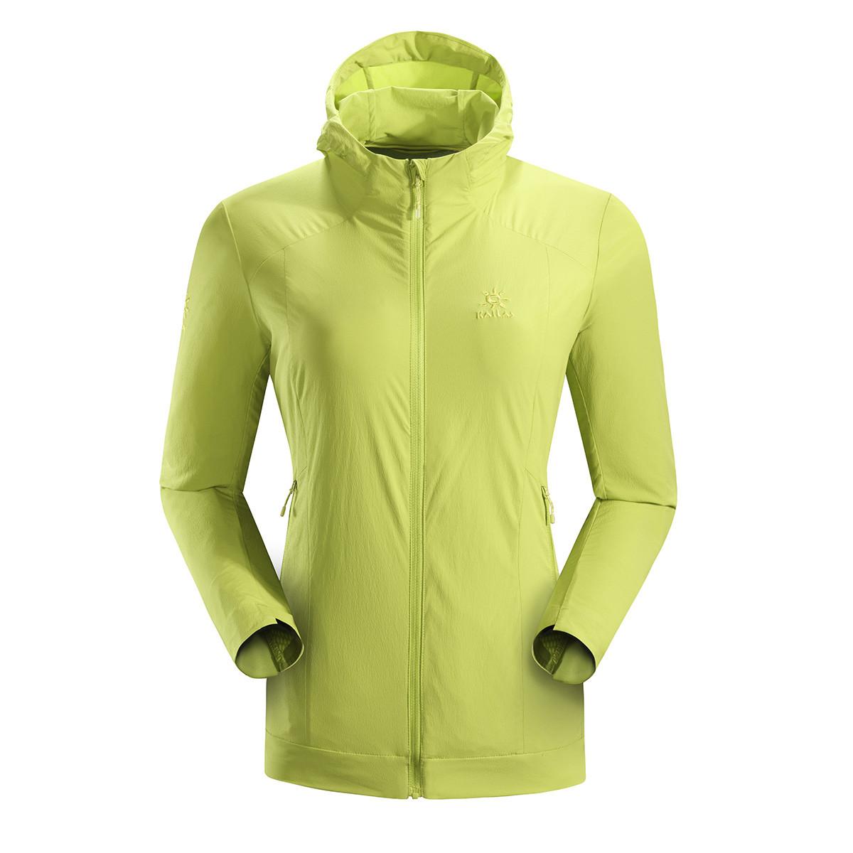 凯乐石秋冬焕新女款保暖空气立方软壳户外徒步运动外套KG22025313010