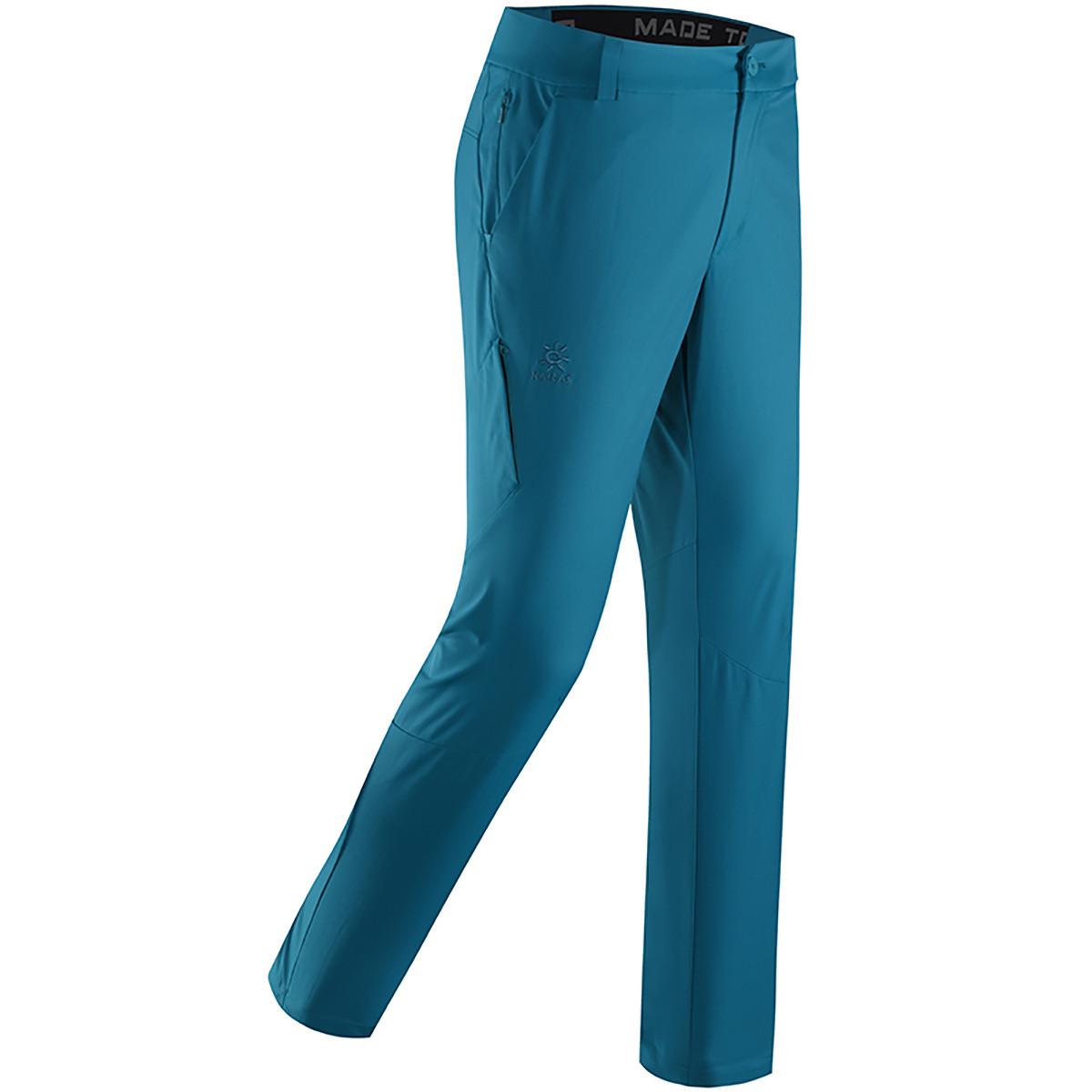 凯乐石户外运动男款徒步旅行郊游棉感舒适长裤KG20570110168
