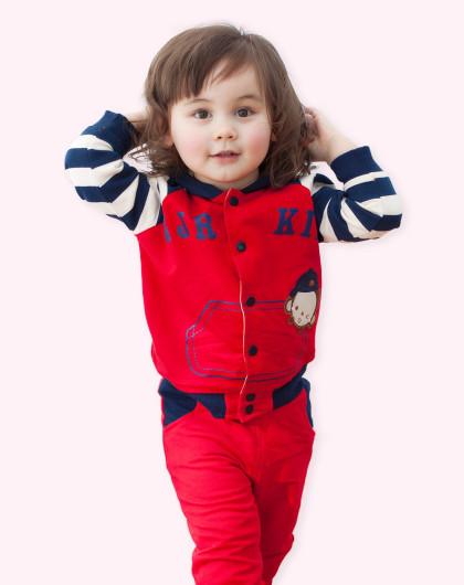 南极人萌宝舒适套装专场南极人休闲舒服可爱宝宝夹克t