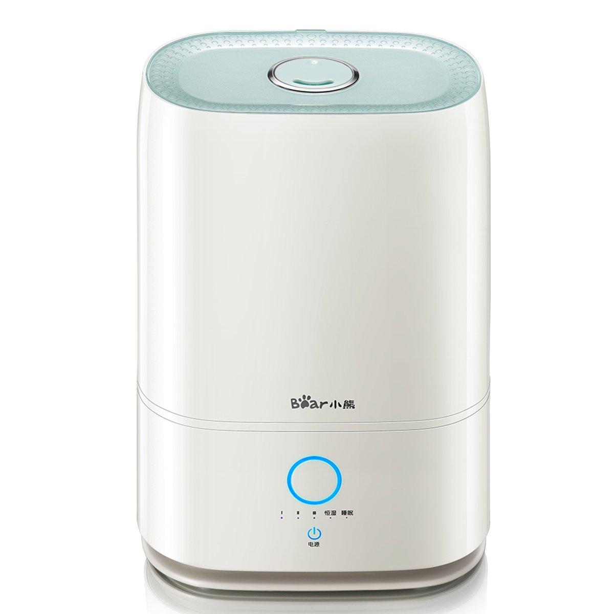 小熊小熊加湿器家用静音5升净化智能恒湿触控办公室卧室香薰机JSQ-C50T2