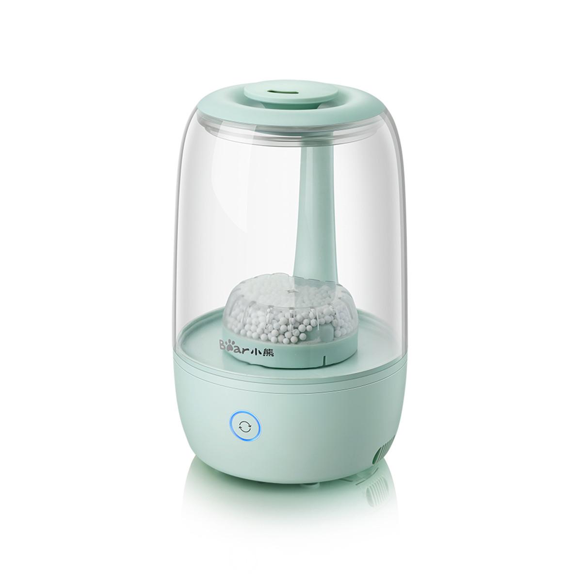 小熊小熊加湿器3.5L上加水家用静音小型香薰大雾量空气净化器JSQ-B35A1
