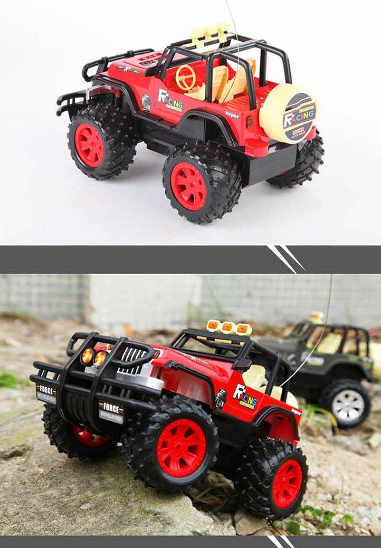 碟中碟 越野车儿童玩具遥控汽车