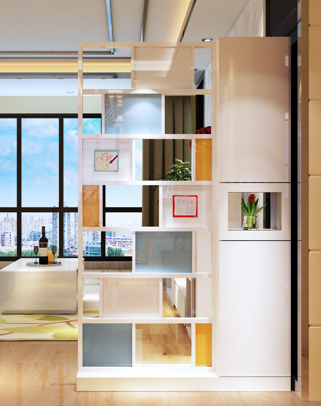 一米爱YIMILOVE家具直发货现代简约家具柜客料广州玄关v家具开图片