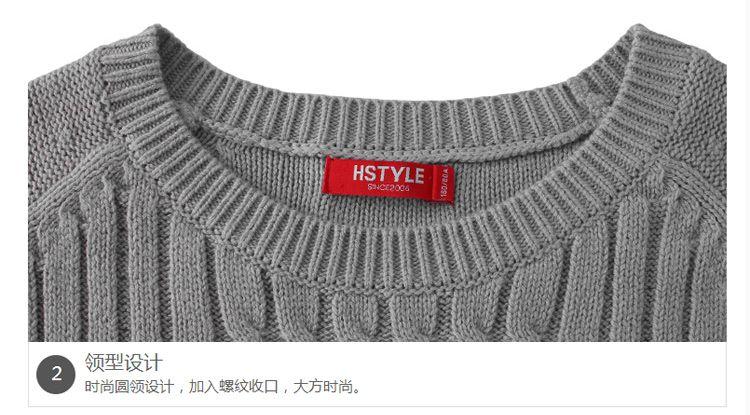 黑色长袖针织衫 商品分类: 女式针织衫 产地: 济南 材质: 面料:52%棉