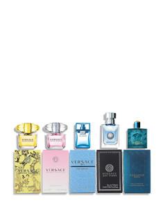 Versace香水五件套