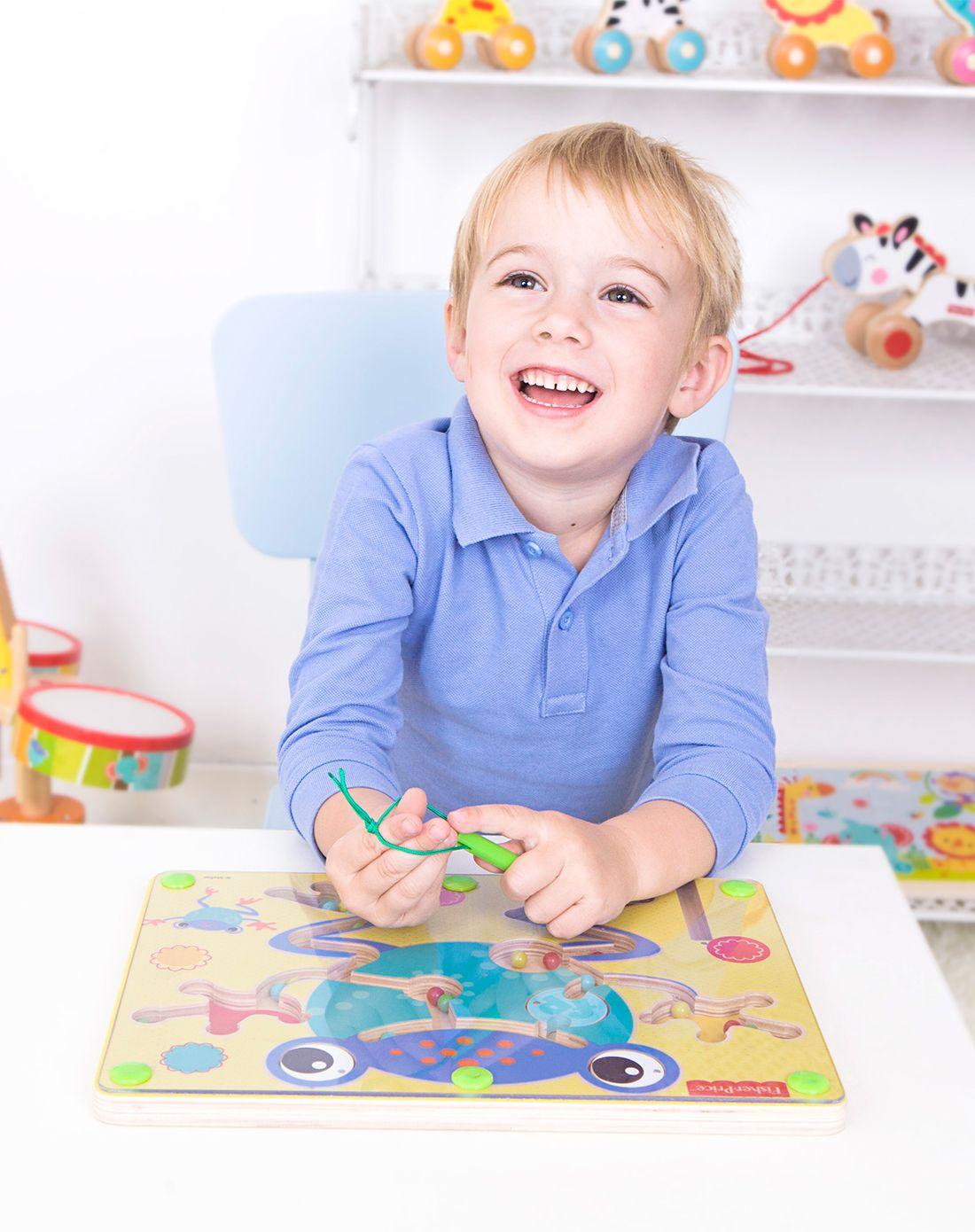 如何给宝宝选择合适的早教产品玩具专场费雪牌