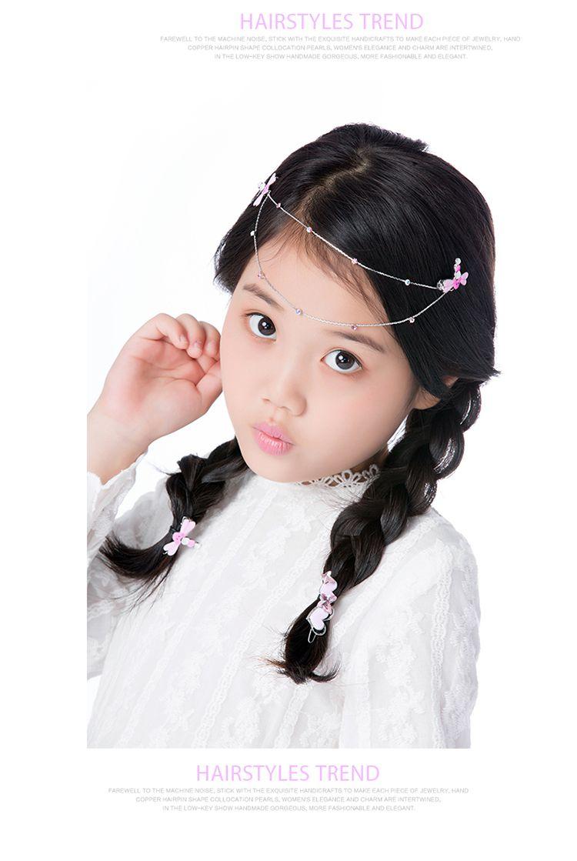 流行美binf 可爱萌宠小蜻蜓儿童公主链