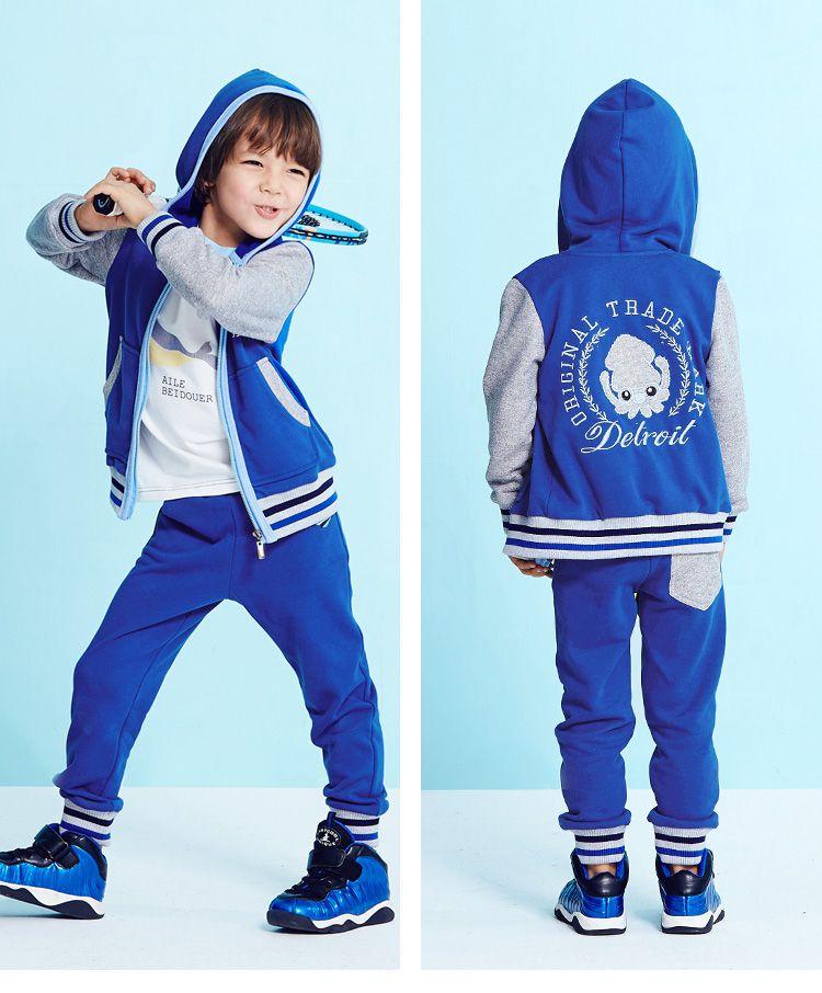 品牌名称: 爱乐贝兜儿 商品名称: 男童浅蓝色套装 商品分类: 男童
