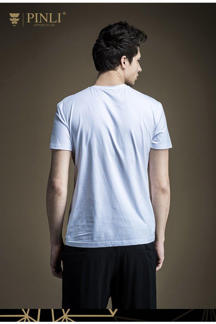 丹顶鹤印花时尚休闲短袖t恤白色