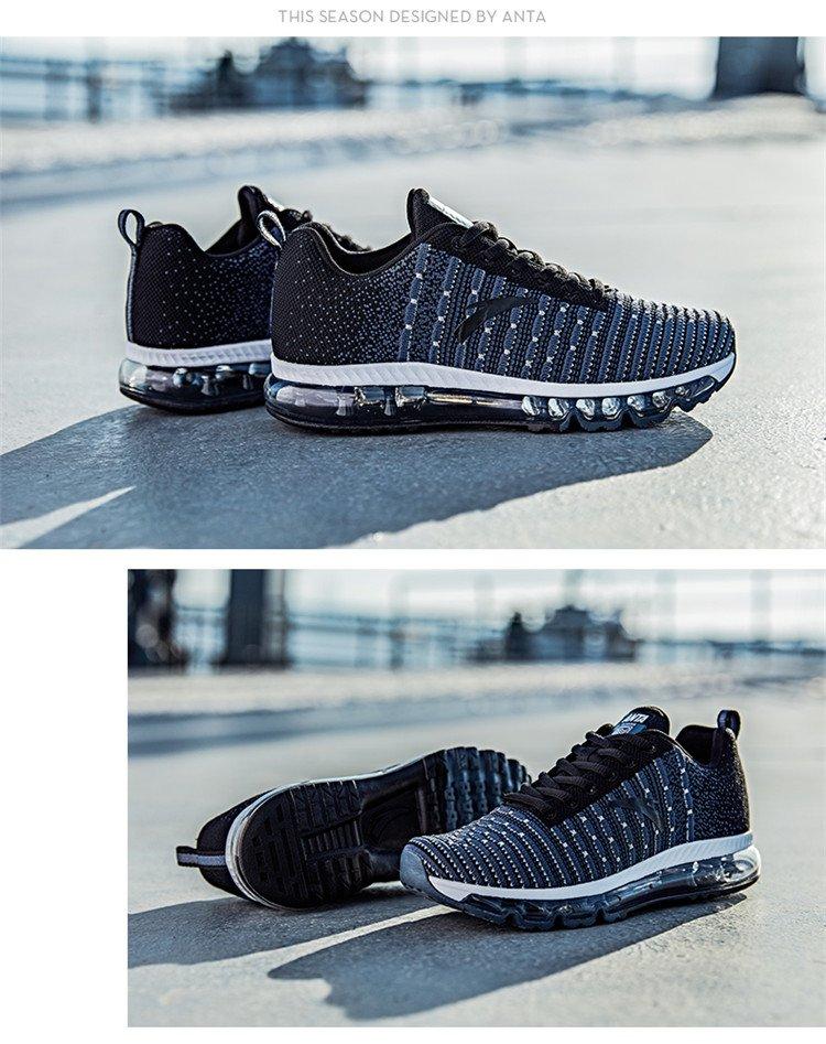 安踏 气垫鞋缓震耐磨 女款跑鞋 跑步系列