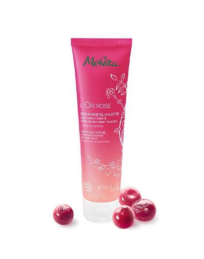 粉红胡椒美体磨砂膏150ML 欧舒丹旗下 法国进口 温和清洁去角质舒缓按摩 柔嫩护肤 紧致肌肤