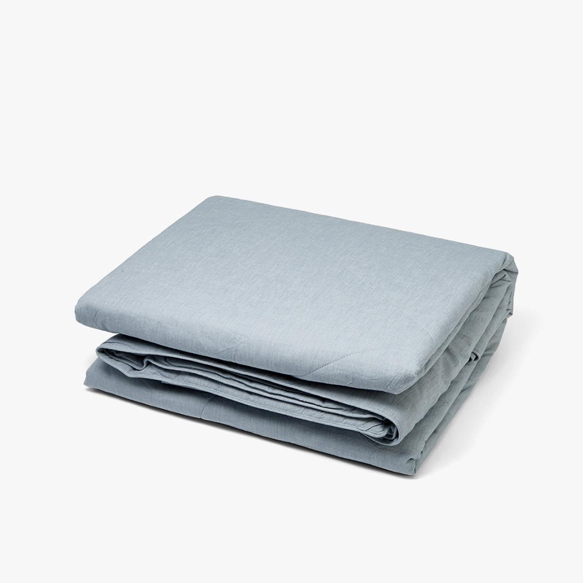 海澜优选生活馆200X230cm蚕丝薄被水洗棉双人被子手工蚕丝被芯740000169001