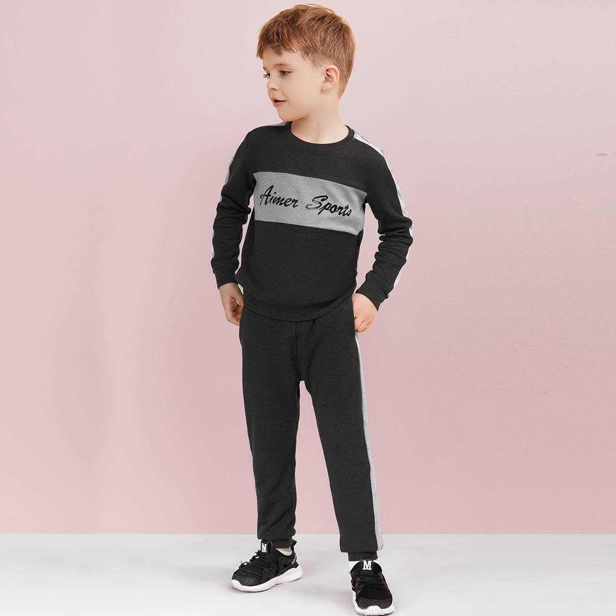 AIMER KIDSAimer Kids男童暖时尚长裤AK2730353-400