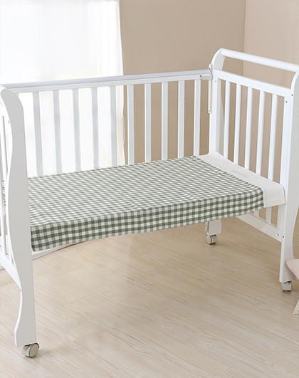 良良婴儿床凉席竹纤维婴儿凉席 夏季新生儿童宝宝幼儿园席子