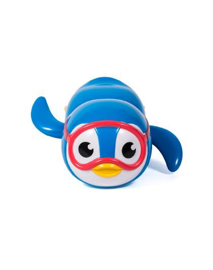 munchkin满趣健 自由泳小企鹅洗澡玩具