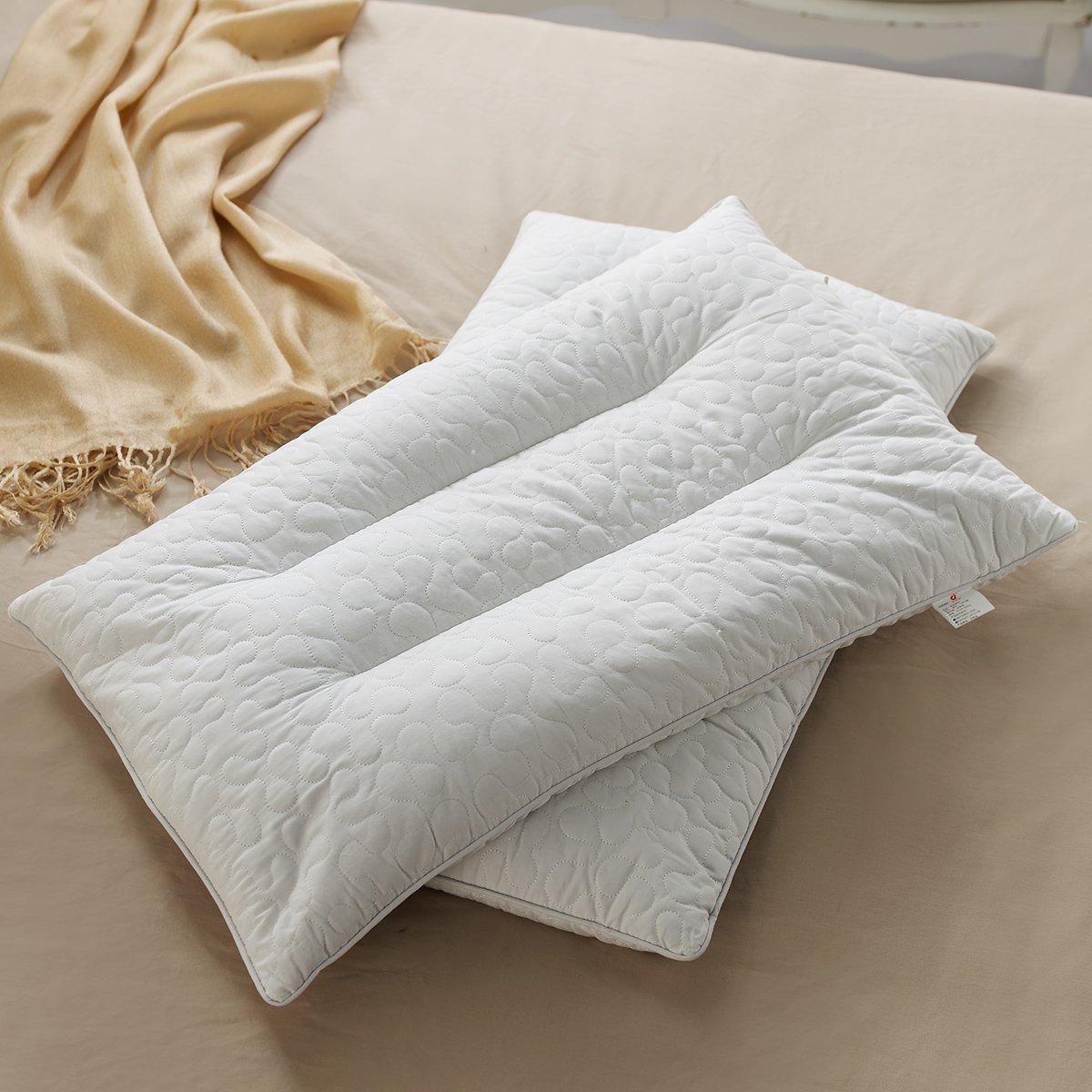 康尔馨酒店单只装枕芯 决明子荞麦枕头 保健护颈椎枕头6925601514708