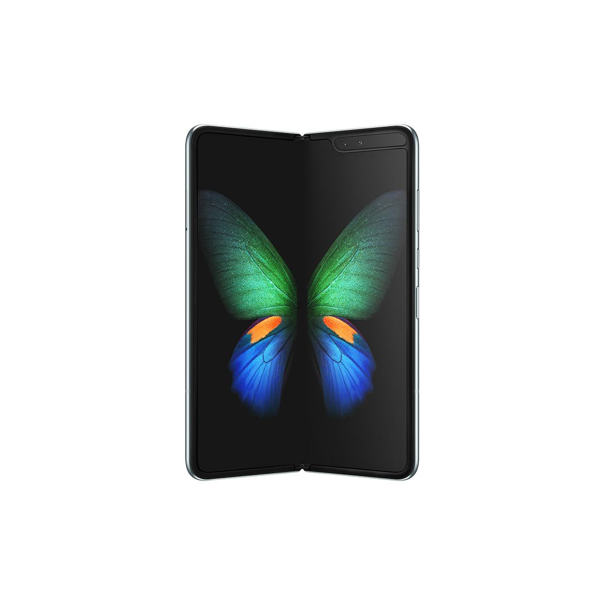 三星三星 Galaxy Fold折叠屏双屏手机12GB+512GBGalaxy Fold 夜雾银