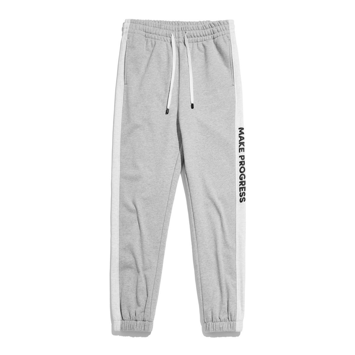 gxg.jeans2019秋新款男士束脚裤针织休闲裤男裤子JY102160A002