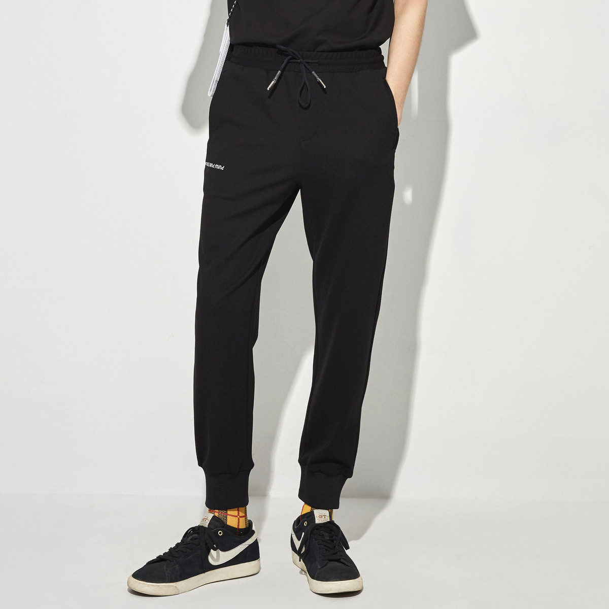 gxg.jeansgxg jeans男装2018夏新款男士休闲裤182602261000