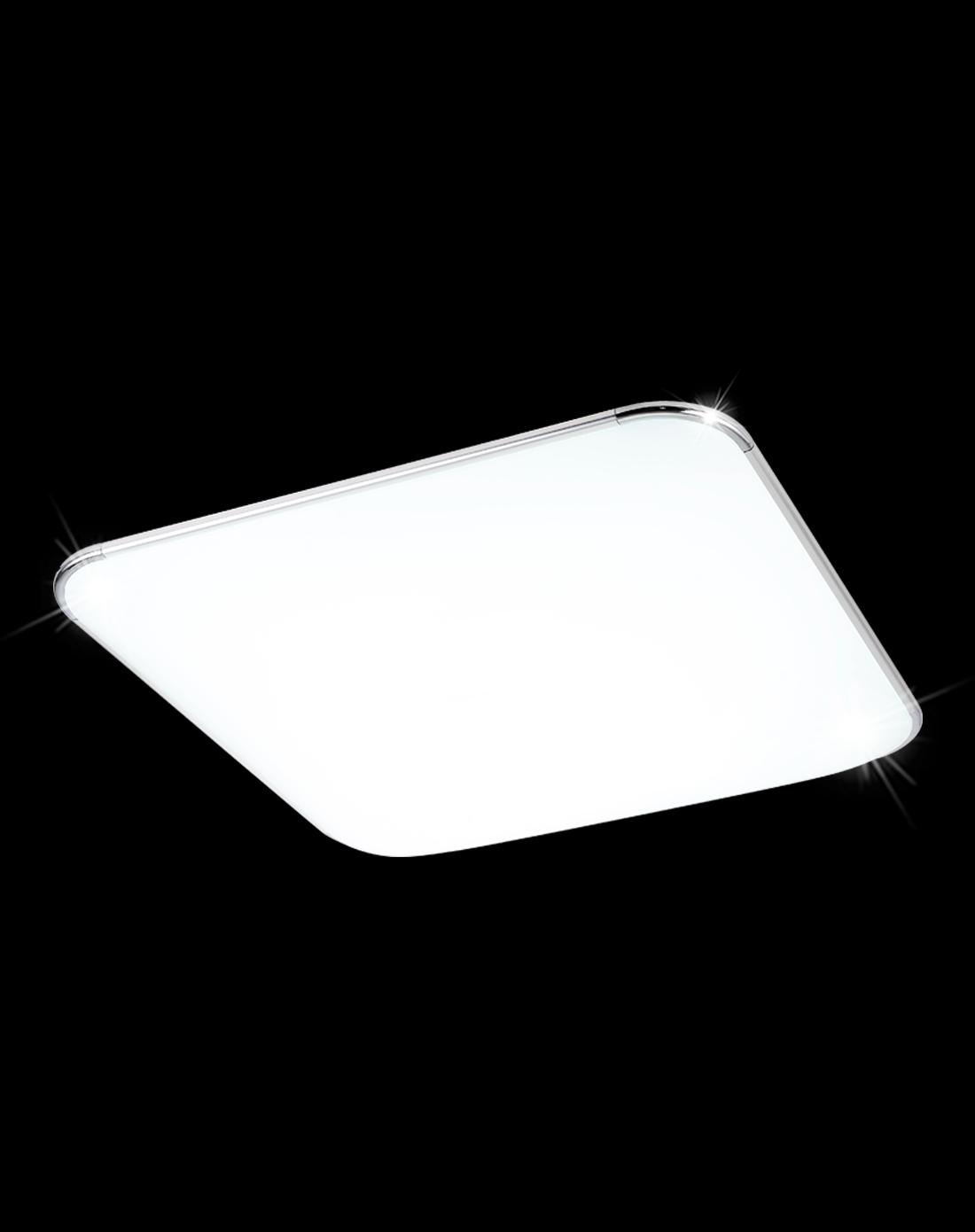 亚克力正方形客厅现代简约吸顶灯