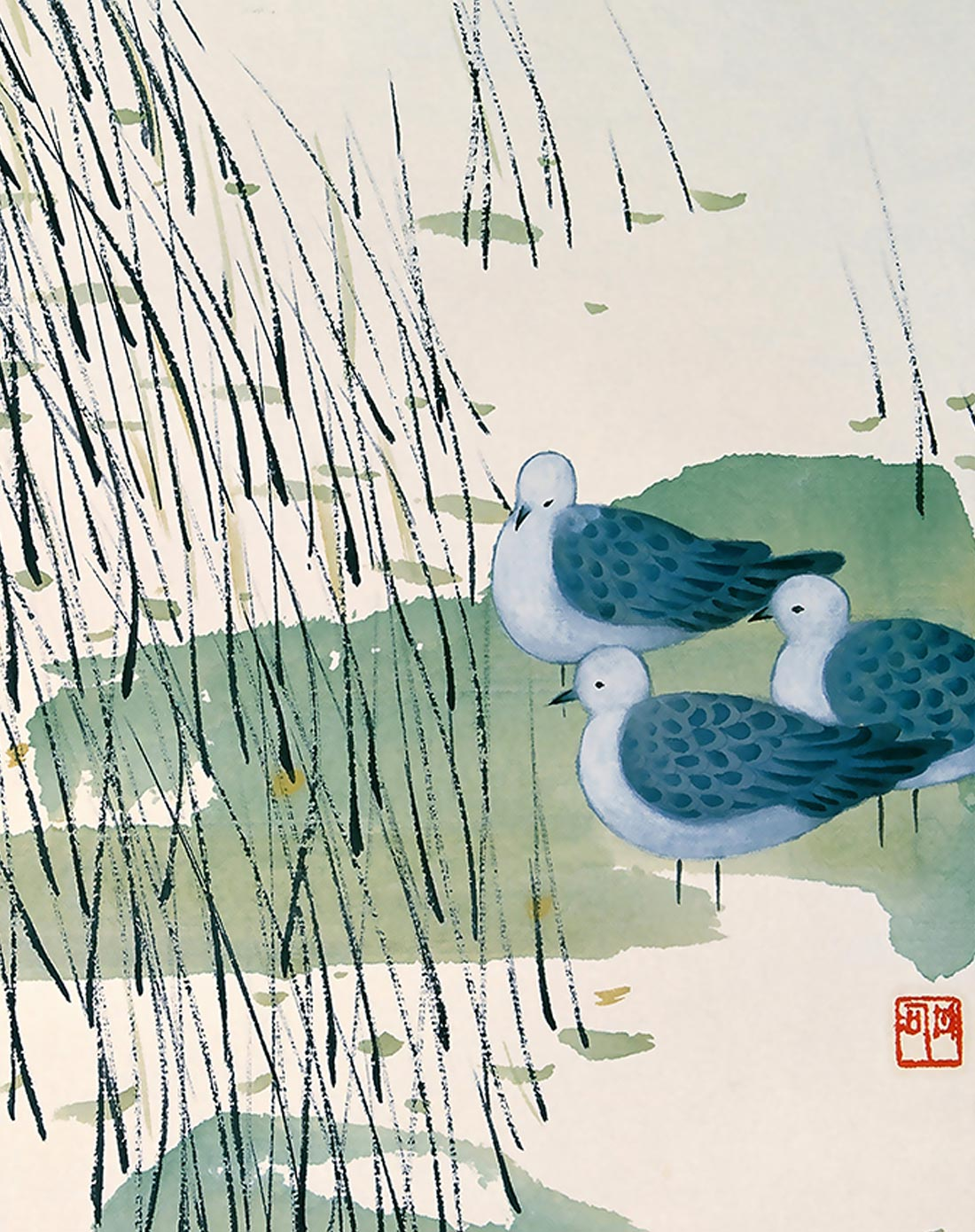 新中式风格装饰画