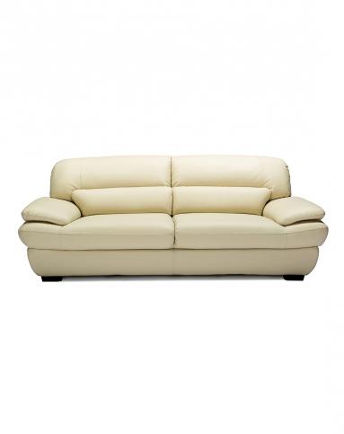 经典u型真皮沙发