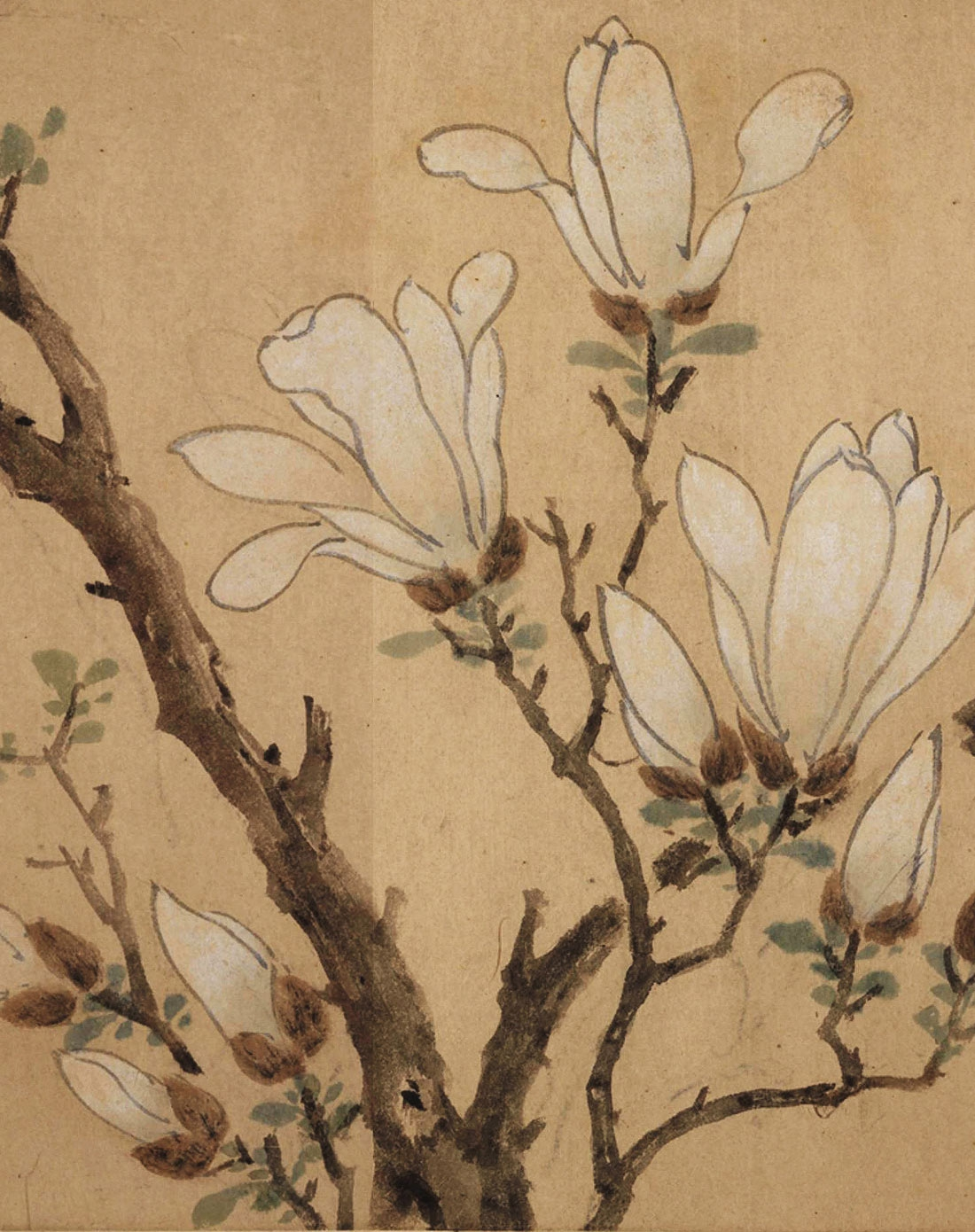 床头装饰画中式风