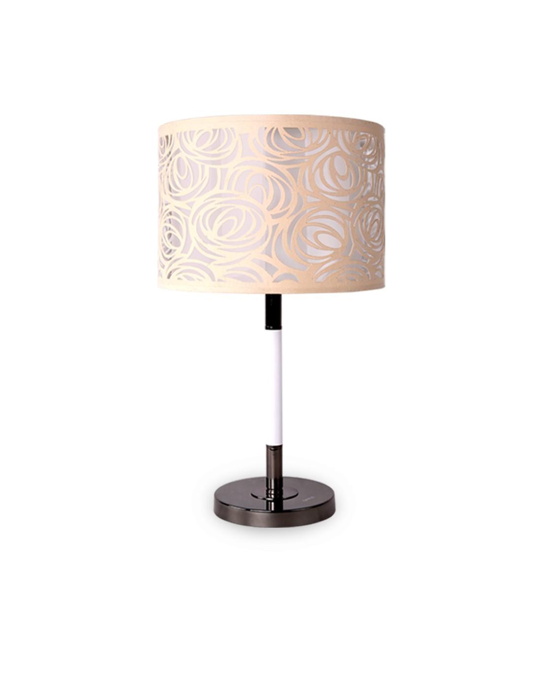 欧普照明专场欧式床头台灯装饰灯rose12-td-40672