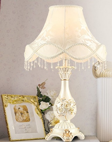 欧式风格台灯图片