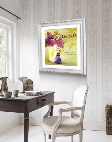 柠檬树家居装饰专场如梦 欧式田园风奢华装饰画wpk11