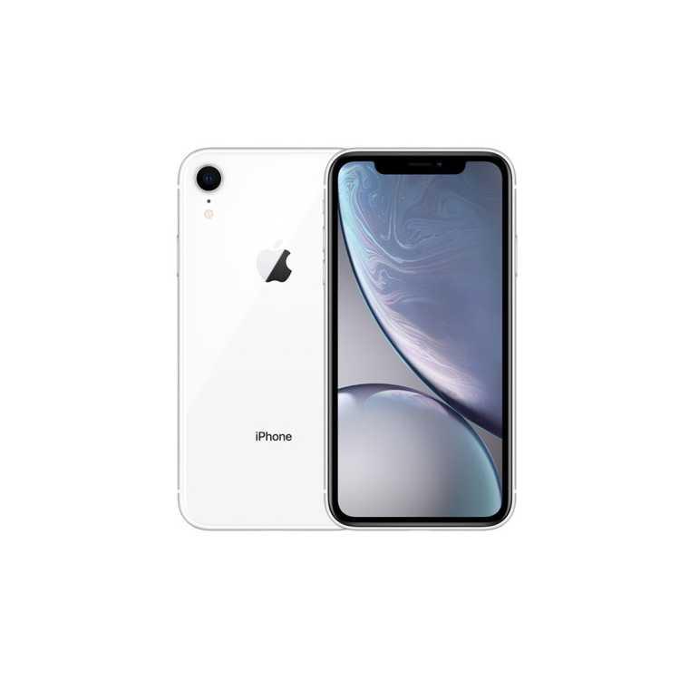 iPhoneXR 双卡双待(无充电器耳机版)全网通4G手机