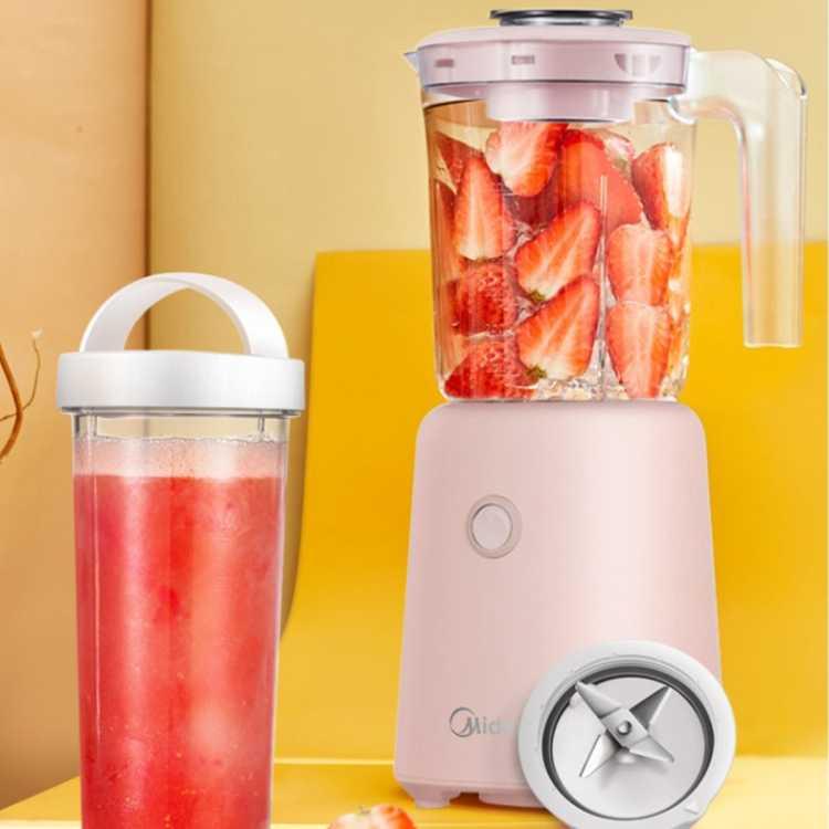家用多功能全自动搅拌机婴儿辅食果汁机榨汁机