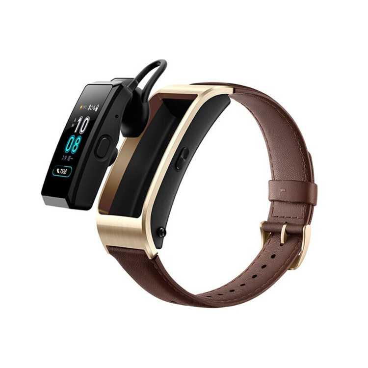 华为手环b5 智能运动手环男女蓝牙耳机二合一可通电话手表