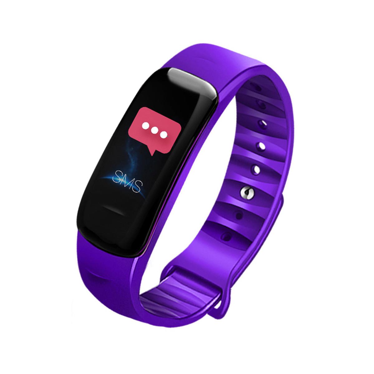 彩屏智能手环多功能心率血压男女士学生防水3代运动计步器手表4